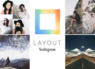 Layout - App de Instagram